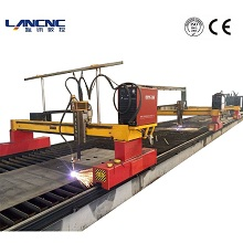 Big Gantry CNC Plasma cutting machine