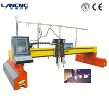 high type CNC plasma flame cutting machine