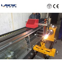 small intersecting line cutting machine